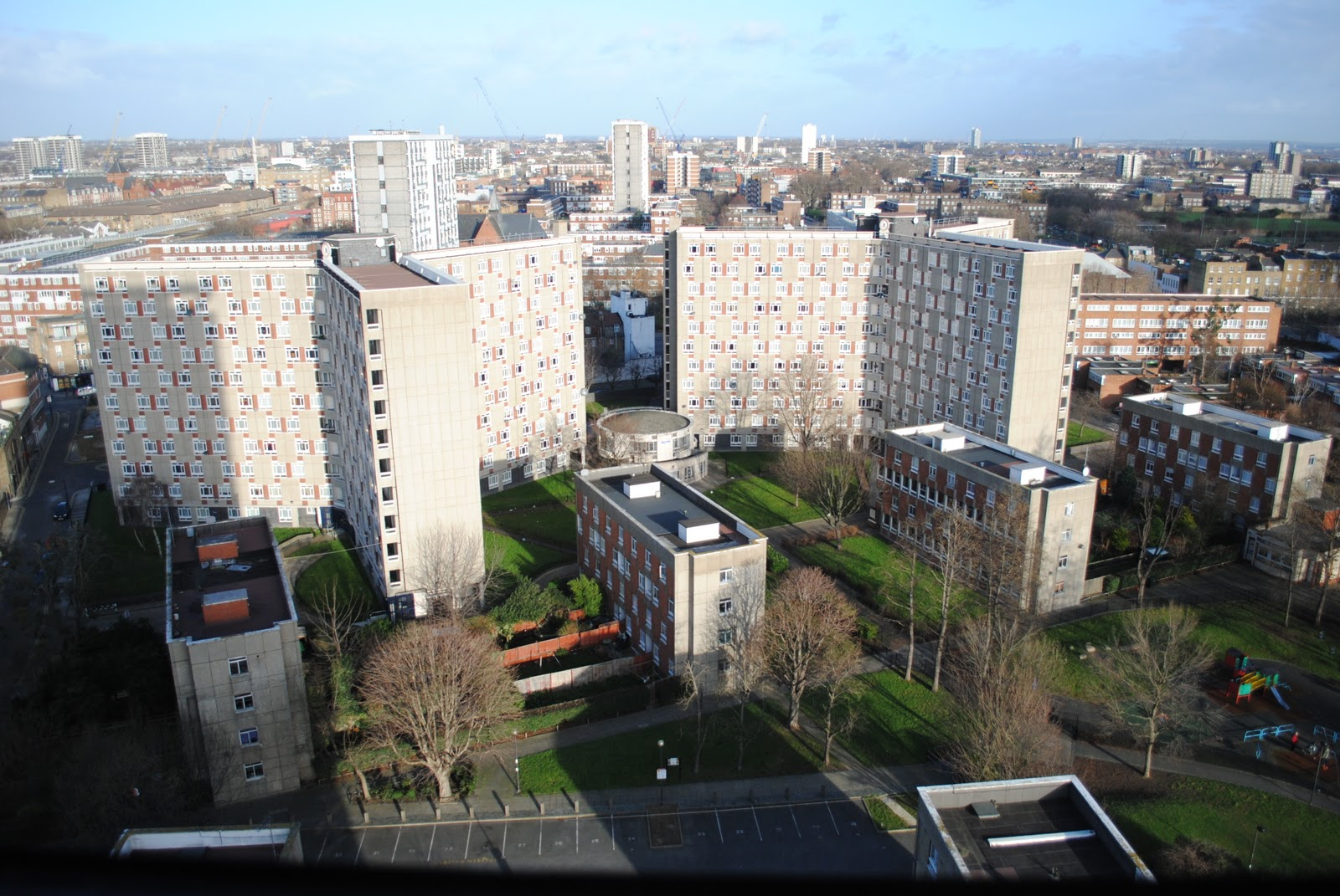 how to sell housing estates